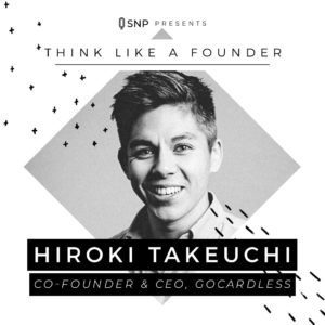 Podcast with Hiroki Takeuchi, Co-Founder and CEO of GoCardless
