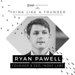 Podcast with Ryan Pawell, Founder and CEO of Indee Labs