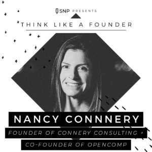 Podcast with Nancy Connery